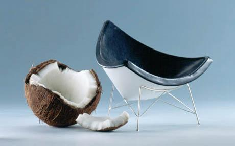 Octubre: Coconut chair