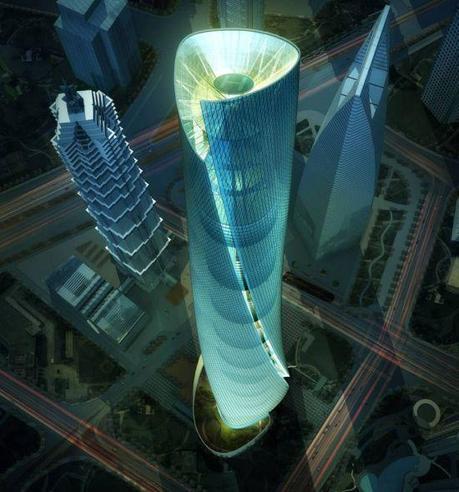 Torre Shanghai   Marshall Strabala
