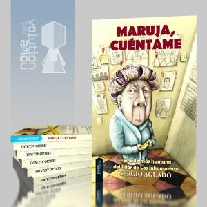 .: Maruja, cuéntame :. Sergio Aguado