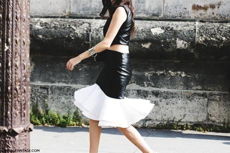 Paris_Fashion_Week_Spring_Summer_15-PFW-Street_Style-Ruffle_Skirt-