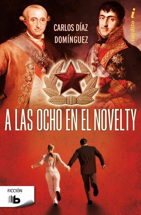 Booktrailer: A las ocho en el Novelty (Carlos Díaz Domínguez)