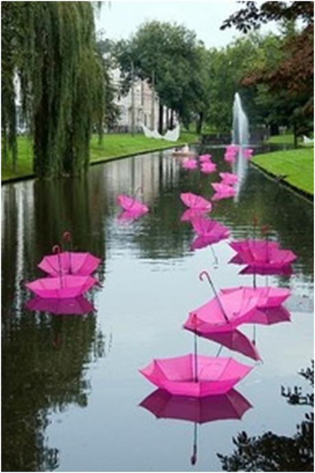 decoración de estanques