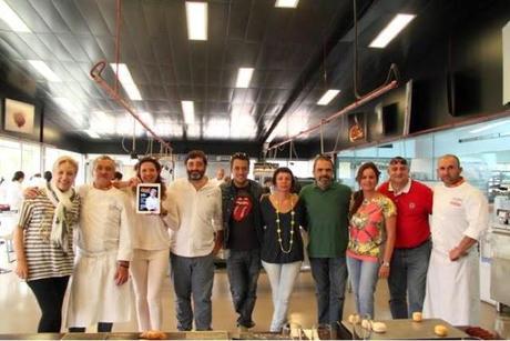 @pacotorreblanca, anfitrión de lujo del #cheftrip