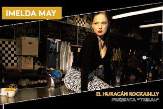 Imelda May suma un segundo concierto en Madrid este otoño