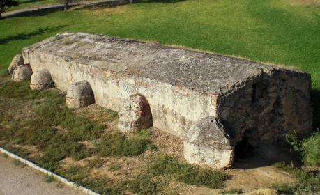 Imagen del mes: Molino de la Tarasca, en Badajoz