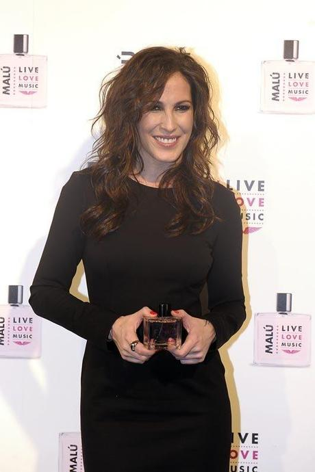 Malú Live, Love, Music