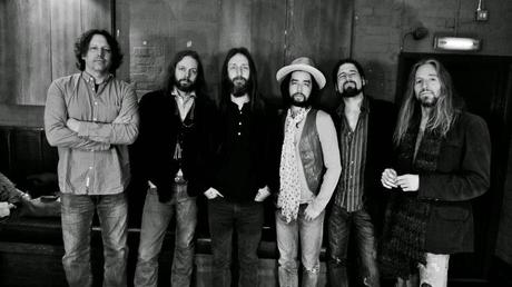 The Black Crowes - Soul singing (2001)