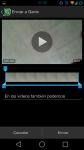 WhatsApp se actualiza con la inserción de comentarios en fotos y vídeos