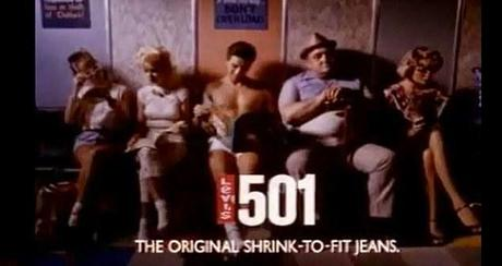 501's HOT JEANS