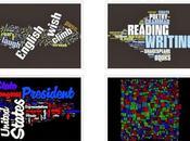 Generador, creador, Nubes letras, gratis, online