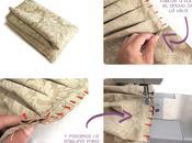 Cómo hacer falda brocada patrón -DIY-
