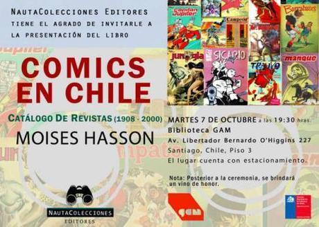 Comics en Chile
