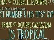 Donostikluba Festibala 2014: Tropical, Trajano, Capsula...