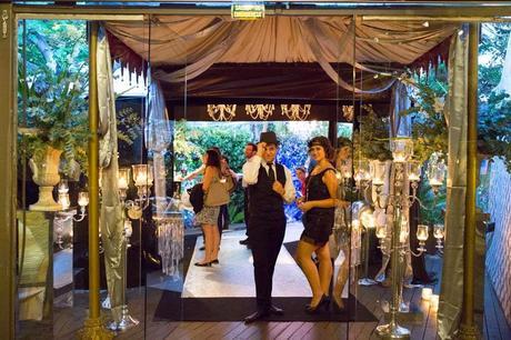 Gatsby Glam Barcelona - The Wedding Fashion Night