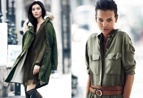 LOOKBOOK H&M | FALL 2014