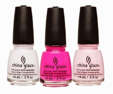 Belleza con Causa ELF y China Glaze