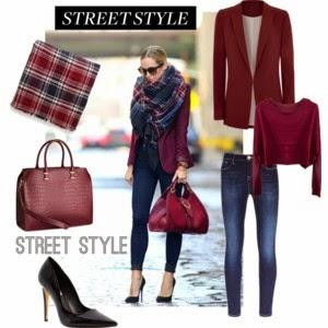 Street Style. Get the look. Look for less