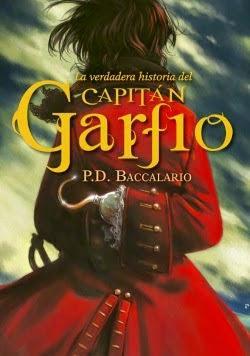 La verdadera historia del capitán Garfio de P. D. Baccalario