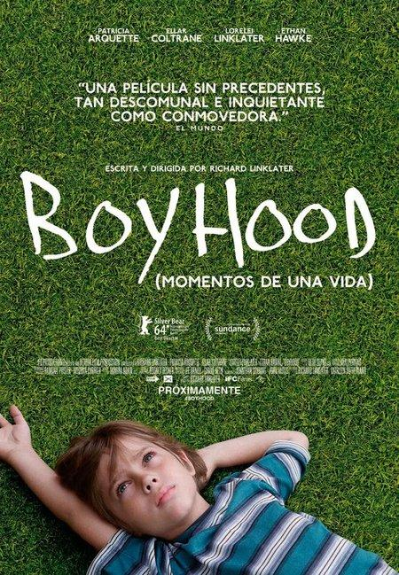 Crítica express: Boyhood