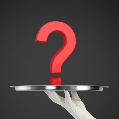 bandeja con interrogante Organizarse con GTD: El Significado lo Define Todo