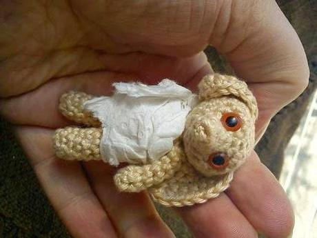 2203.- Harry Potter crochet
