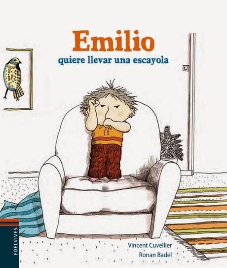 Reseña LIJ: Emilio quiere llevar una escayola