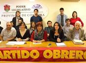 Cintia frencia presentó proyecto reapertura inmediata paritarias