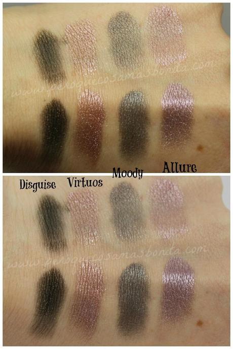 Pigmentos Revolution Make Up