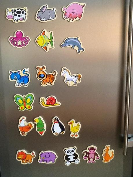 Magnetic Animals