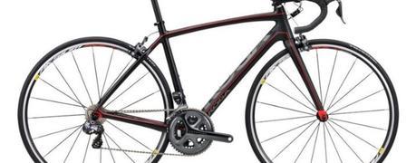 Koga Solacio Di2 Compact, una gran oferta en fibra de carbono que bien puede requerir de modificación de la tija, el sillín y set de ruedas