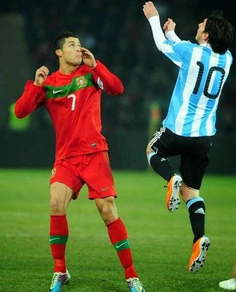 Messi y Cristiano se enfrentarán en Manchester