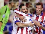 Atlético vence Juve