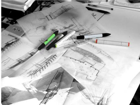 00 Lahabitacionverde Paisajistas: ¿Cómo se hace un diseño para un jardín?