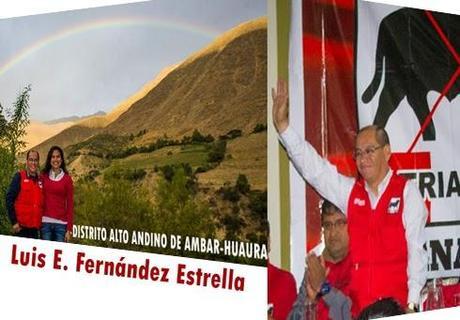 SERÉ UN ALCALDE PARA TODOS… Dijo, Luis Enrique Fernández Estrella