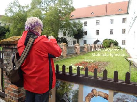 Abadía donde trabajó Mendel en Brno. Rep. Checa