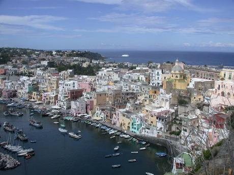 La isla de Procida es una de las joyas naturales del Golfo de Nápoles.