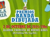 Premios Banda Dibujada 2014