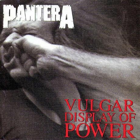 VULGAR DISPLAY OF POWER - Pantera, 1992. Crítica del álbum. Reseña. Review.