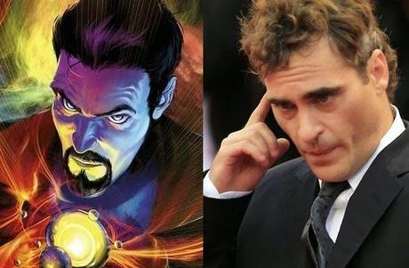 Joaquin Phoenix pasa definitivamente de convertirse en El Doctor Extraño
