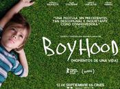 Boyhood, momentos vida [Cine]