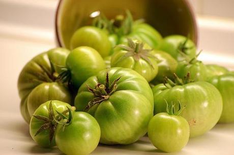 Tomates verdes: la respuesta a músculos más grandes y fuertes