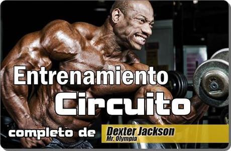 Circuito Jackson : Rutina circuito completo de dexter jackson paperblog