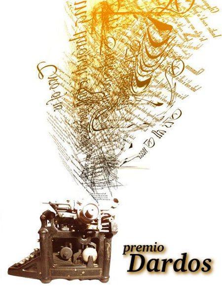 El logo del Premio Dardos...tiene buena pinta, ¿no les parece?