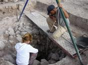 arqueólogos descubren pozo villa romana Villena (Alicante)