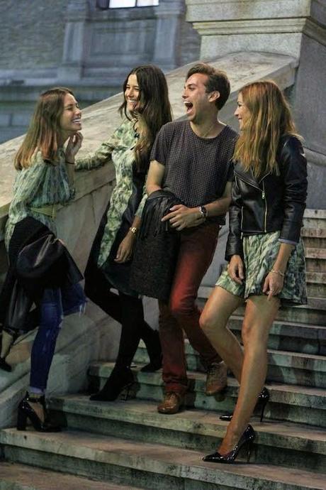 bloggers en grupo