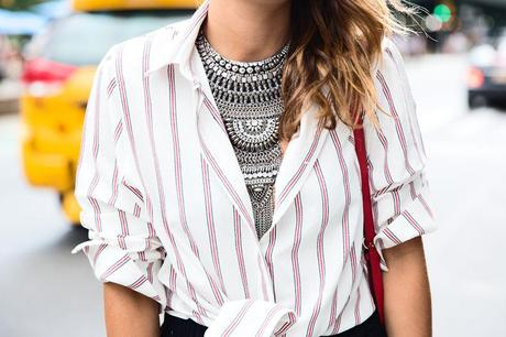Wide_Leg_trousers-striped_shirt-Statement_Necklace-NYC-Flatiron-Collagevintage-34