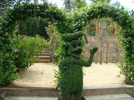 el bosque encantado un jardn botnico de cuento de hadas