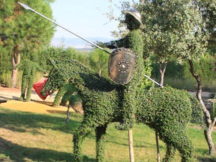 El bosque encantado un jard n bot nico de cuento de hadas paperblog - Jardin encantado madrid ...