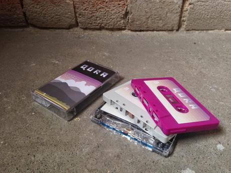 La edición limitada de la aventura QORA incluye una cinta en cassette con su banda sonora