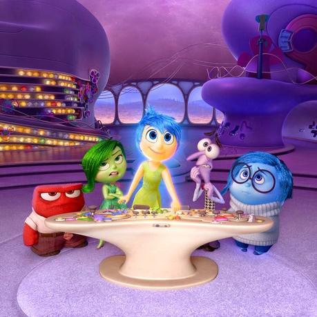 Primer teaser trailer de Inside Out, lo próximo de Pixar